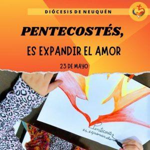 Lee más sobre el artículo Mensaje de Pentecostés