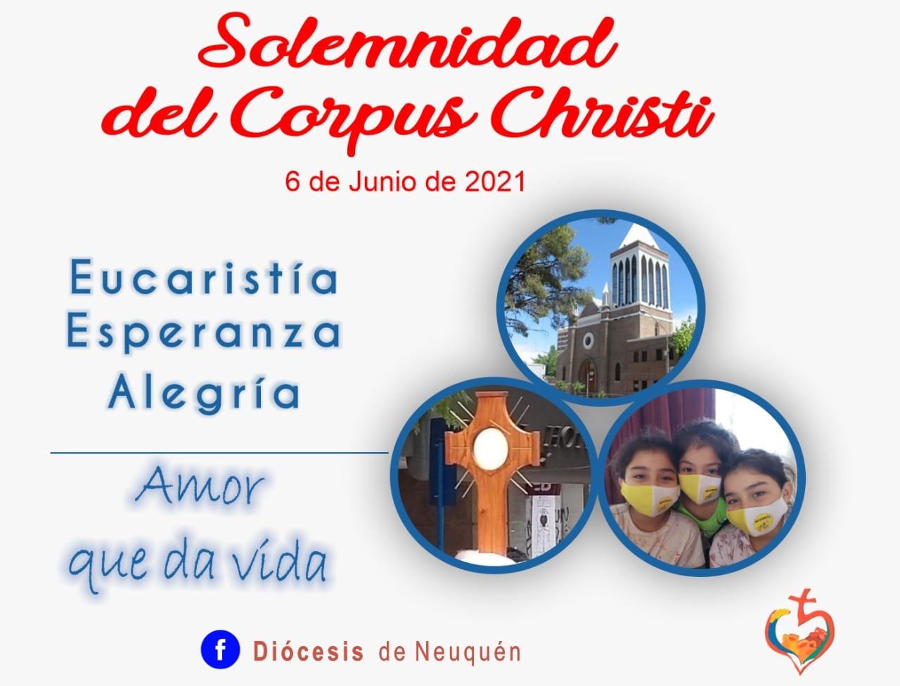Lee más sobre el artículo Corpus Christi 2021
