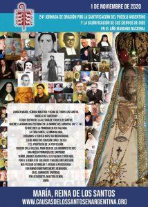 Lee más sobre el artículo Santificación del Pueblo Argentino