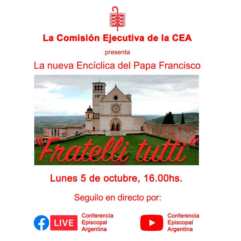 Lee más sobre el artículo Encíclica Fratelli Tutti