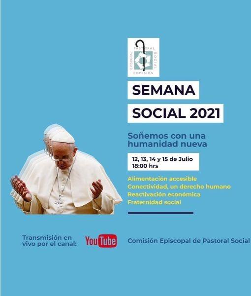 Lee más sobre el artículo Semana Social 2021