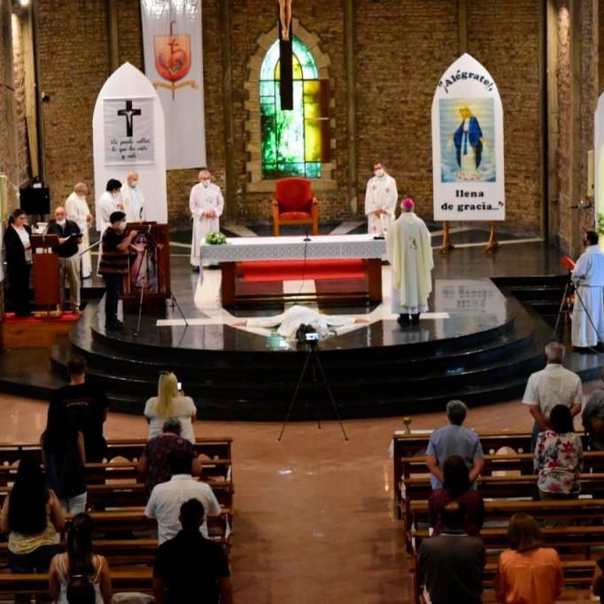 Lee más sobre el artículo Nuevo sacerdote en la Diócesis